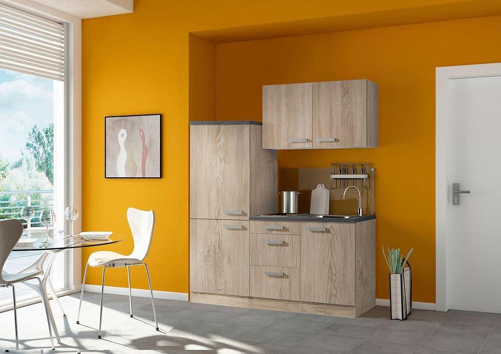 Küche 160cm Breite