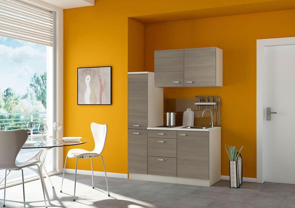 Küche 130cm Breite