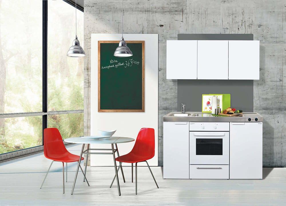 Miniküchen Weiß