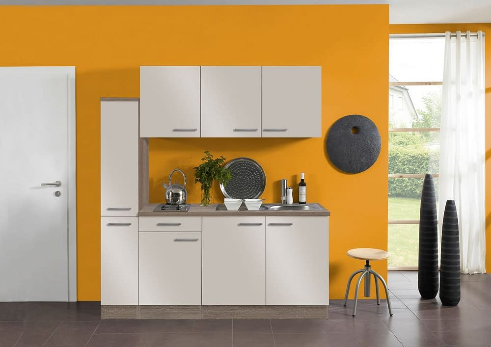 Küche 180cm Breite